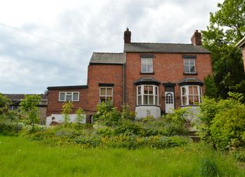 Thumbnail 3 bed detached house for sale in Chapel Street, Welshpool