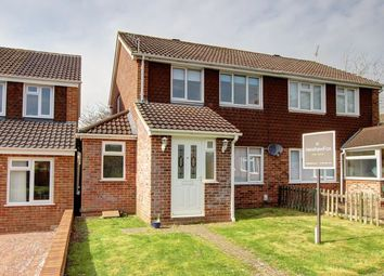 Thumbnail 3 bed semi-detached house for sale in Addison Close, Romsey, Hampshire