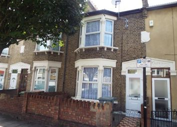 Thumbnail 3 bed terraced house for sale in Monega Road, London