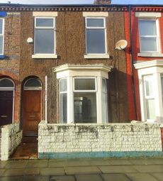 Thumbnail 3 bed terraced house for sale in Elm Road, Walton, Liverpool, Merseyside