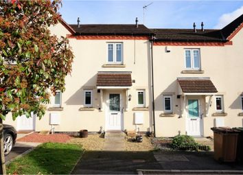 Thumbnail 2 bed terraced house to rent in Moray Close, Church Gresley, Swadlincote