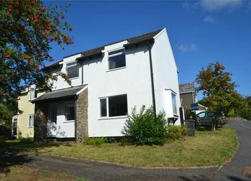 Thumbnail 3 bed semi-detached house to rent in Bratton Fleming, Barnstaple, Devon