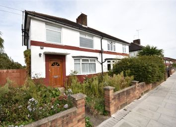 Thumbnail 3 bed semi-detached house to rent in Oakleigh Road North, Whetstone, London
