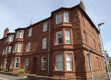 Thumbnail 2 bed flat to rent in Stanlane Place, Largs