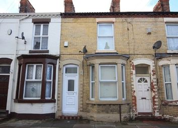 Thumbnail 2 bed terraced house for sale in Millvale Street, Kensington, Liverpool