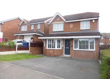 Thumbnail 4 bed detached house for sale in Cranwell Court, Goldthorpe, Rotherham