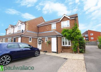 Thumbnail 2 bed end terrace house for sale in Haddestoke Gate, Cheshunt, Waltham Cross