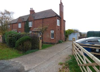 Thumbnail 3 bed semi-detached house to rent in Fairview Cottages, Clifton Campville, Staffordshire