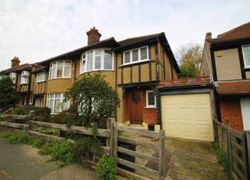 3 bed semi-detached house for sale in Grosvenor Gardens, Woodford Green IG8