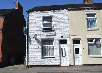 Thumbnail 2 bed end terrace house for sale in Fielding Street, Stoke-On-Trent
