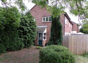 Thumbnail 1 bedroom terraced house for sale in Warren Avenue, Thurmaston, Leicester, Leicestershire