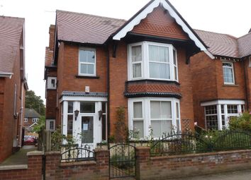 Thumbnail 4 bed detached house for sale in Ida Road, Skegness