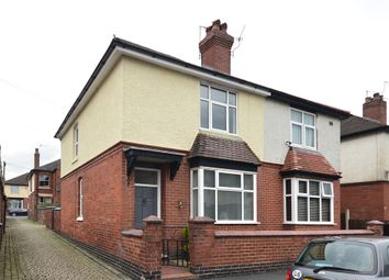 Thumbnail 3 bed semi-detached house to rent in Lansdowne Road, Hartshill, Stoke-On-Trent