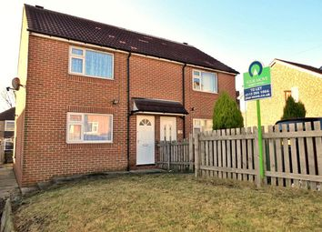 Thumbnail 2 bed semi-detached house to rent in Tyas Grove, Leeds