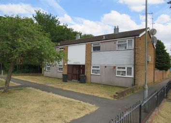 Thumbnail 1 bed flat for sale in Fitzwarin Close, Luton