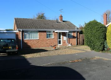 Thumbnail 2 bed detached bungalow for sale in Godiva Crescent, Bourne, Lincolnshire