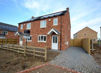 Thumbnail 3 bedroom semi-detached house to rent in Quantock Gardens, Healing, Grimsby