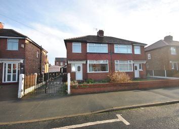 Thumbnail 3 bed semi-detached house for sale in Blandford Road, Eccles Manchester