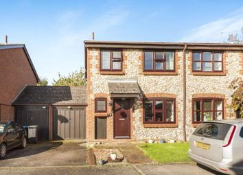 Thumbnail 3 bed semi-detached house for sale in The Flintings, Gaddeden Row, Hemel Hempstead, Hertfordshire