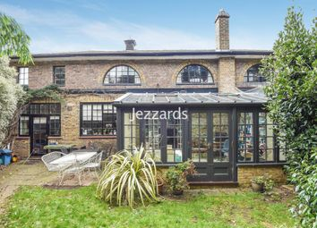 Thumbnail 4 bed terraced house for sale in Laleham Park, Staines