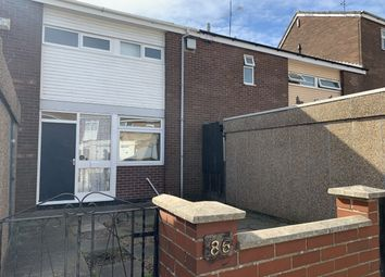 Thumbnail 3 bed semi-detached house to rent in Dulverton Close, Bransholme, Hull