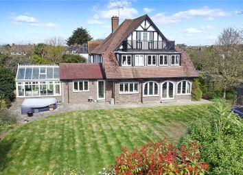 Thumbnail 4 bed detached house for sale in Golden Avenue, East Preston, Littlehampton