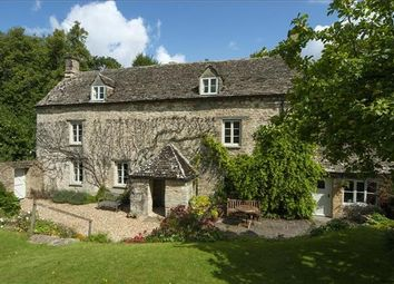 Thumbnail 5 bed detached house for sale in Ampney Crucis, Cirencester, Gloucestershire