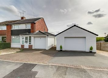 Thumbnail 3 bed semi-detached house for sale in 3 Oaktree Crescent, Cockermouth, Cumbria
