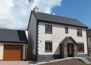 Thumbnail 3 bed detached house for sale in Newton Heights, Kilgetty, Pembrokeshire