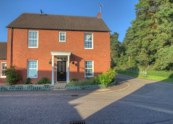 Thumbnail 4 bedroom detached house for sale in Alder Covert, Thetford