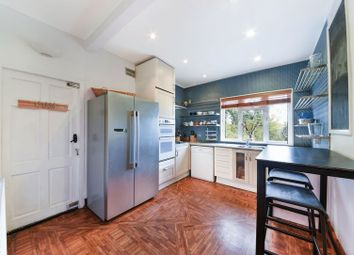 Thumbnail 4 bed flat for sale in Leigham Court Road, London