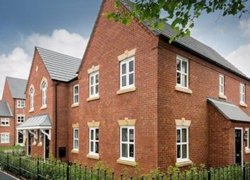 Thumbnail 3 bed town house for sale in 'the Capesthorpe' At The Forge, Brades Rise, Oldbury