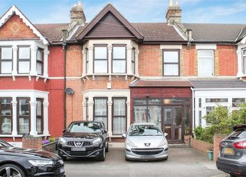 Thumbnail 4 bed terraced house for sale in Castleton Road, Goodmayes, Essex