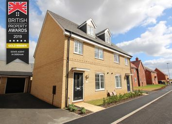 3 bed semi-detached house for sale in Orion Drive, Norwich NR5