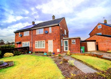 Thumbnail 2 bed semi-detached house for sale in Old Hall Road, Northwich