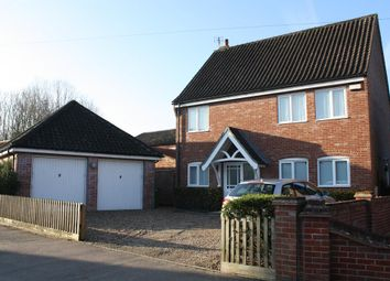 Thumbnail 3 bed detached house for sale in Ditchingham Dam, Ditchingham, Bungay