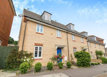 Thumbnail 3 bed end terrace house for sale in Coppice Pale, Chineham, Basingstoke