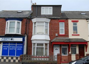 Thumbnail 4 bedroom terraced house for sale in Ashley Road, South Shields, South Shields