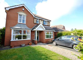 Thumbnail 4 bed detached house for sale in Newby Farm Crescent, Newby, Scarborough