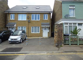 Thumbnail 3 bed property to rent in Church Road, Ramsgate