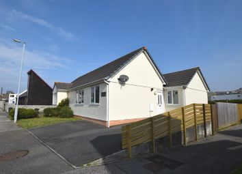 Thumbnail 3 bed semi-detached bungalow for sale in Wheal Leisure, Perranporth