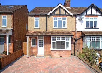 Thumbnail 3 bed semi-detached house to rent in Cell Barnes Lane, St. Albans, Hertfordshire