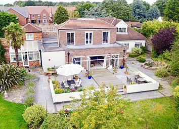 Thumbnail 5 bed detached house for sale in Tranby Park, Jenny Brough Lane, Hessle, East Yorkshire