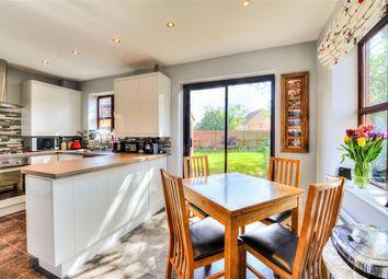 Thumbnail 3 bedroom detached house for sale in Bridlington Crescent, Monkston, Milton Keynes