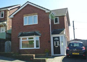 Thumbnail 3 bed detached house for sale in Oakview Court, Blaenavon, Pontypool