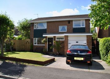 Thumbnail 4 bed detached house for sale in Mitford Close, Washington