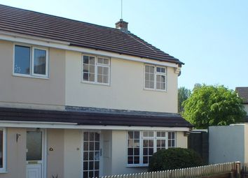 Thumbnail 3 bed semi-detached house for sale in Saunders Road, Sageston, Tenby
