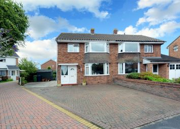 Thumbnail 3 bed property for sale in Newtonmere Drive, Shrewsbury
