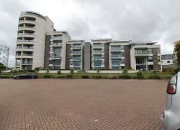 Thumbnail 2 bed flat for sale in The Hamptons, Pier Road, Gillingham, Kent