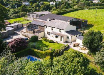 Thumbnail 3 bed detached house for sale in Shute Lane, Pensilva, Liskeard, Cornwall